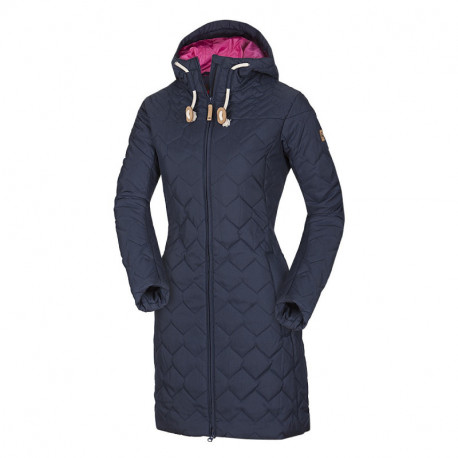 NORTHFINDER women's jacket melange 3/4 ALEIGHA