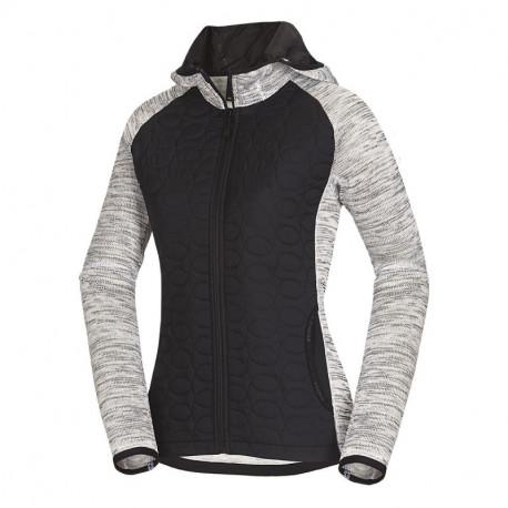 NORTHFINDER dámskáá hybridní bunda knitted AYA