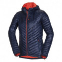 Pánska bunda s imitáciou peria športová séria s kapucňou DERRICK