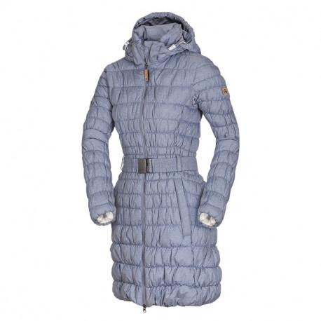 NORTHFINDER women's like down jacket flexible fit 3/4 DULCE