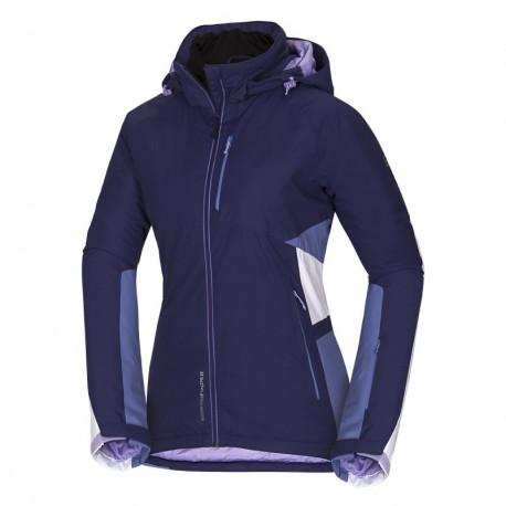 NORTHFINDER dámská bunda zateplená Lyžařské klasická 2L EMERSON