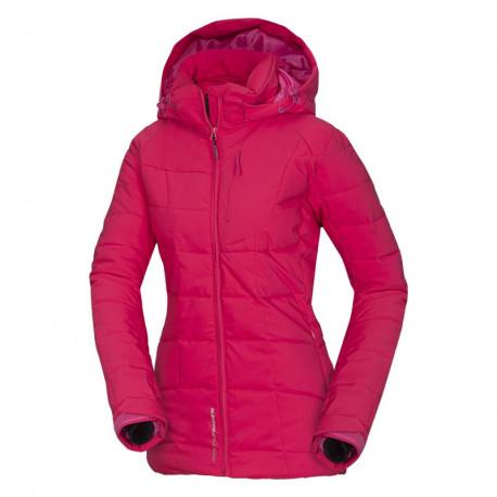 NORTHFINDER women's insulated jacket ski thermal-loft 2-layer ESME