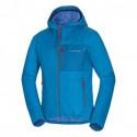 NORTHFINDER pánská zateplovací bunda Primaloft® Insulation Eco Black ESTEBAN