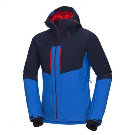 NORTHFINDER men's insulated jacket top freerider 3-layer JAMAR