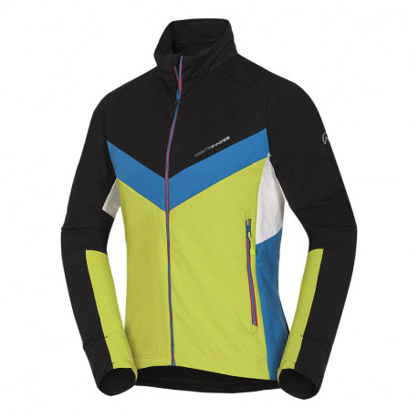 NORTHFINDER men's ski-touring jacket Polartec® Power Stretch® PRO LINGO