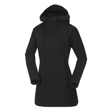 NORTHFINDER dámská bunda softshellová-WindPro 3L LUPITANA