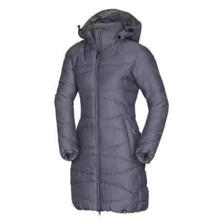 NORTHFINDER women's down jacket flexible fit 3/4 NORAH
