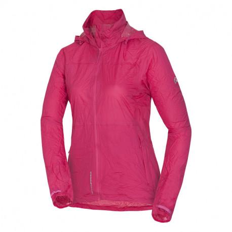 NORTHFINDER women's jacket waterproof stowable 2L NORTHCOVER