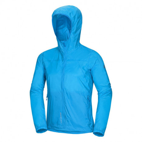NORTHFINDER men's stowable jacket allweather 2-layer NORTHCOVER