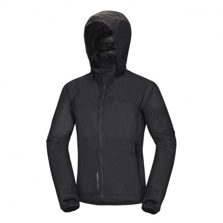 NORTHFINDER men's stowable jacket multisport 2-layer NORTHKIT