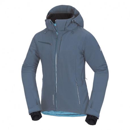 NORTHFINDER pánska bunda zateplená lyžiarsky softshell strong 3L ROWEN