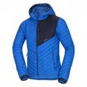 Pánska bunda zateplená s výpňou 3D vlákna SALVADOR