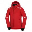 Pánská lyžařská bunda 2L Primaloft® Insulation Eco Black SAMUEL