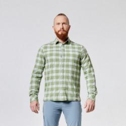 KO-3071OR pánska košeľa outdoorová káro vzor STANGORY