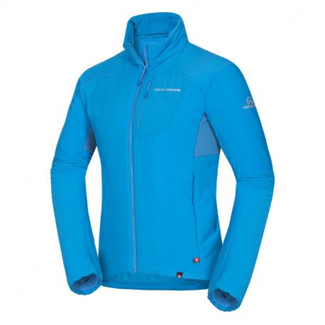 NORTHFINDER men's jacket thermal PrimaLoft Insulation Eco Black SMREK