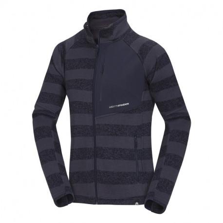 NORTHFINDER men's thermal sweater stripes AHMAD
