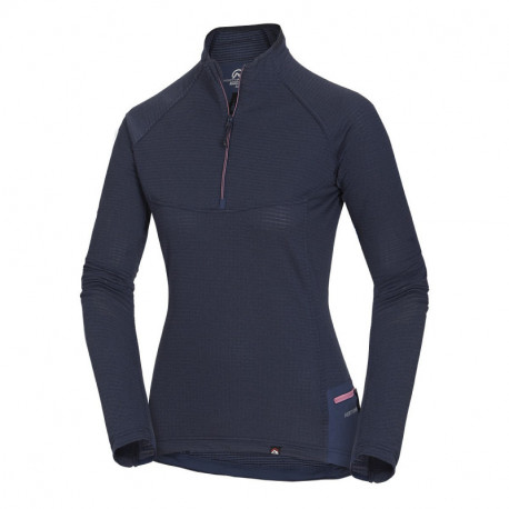 NORTHFINDER women's sweater Polartec® Power Grid® BRESTOVA