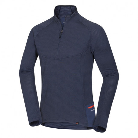 NORTHFINDER men's sweater Polartec® Power Grid® active fit CHLEB