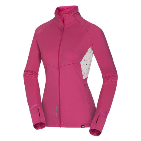 NORTHFINDER women's ski-touring sweater Micro fleece IRWA