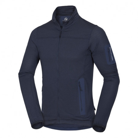 NORTHFINDER men's sweater Polartec® Power Grid® KLAK