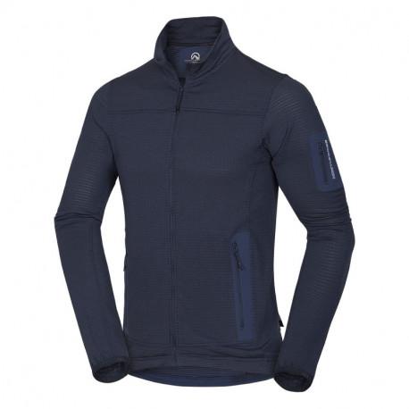 NORTHFINDER men's sweater Polartec® Power Grid® KLAK