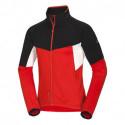 Men's ski-touring sweatshirt Micro fleece MANILO