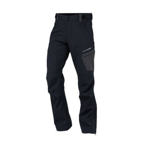 NORTHFINDER pánské kalhoty outdoorové softshellové 3L CAMREN