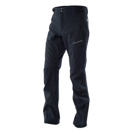 NORTHFINDER men's trousers 3-layer SoftshellStrong HOLMFRID