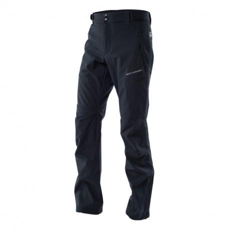 NORTHFINDER pánské kalhoty 3L SoftshellStrong HOLMFRID