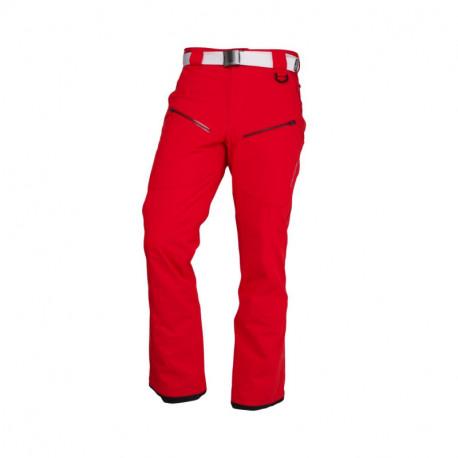 NORTHFINDER pánské kalhoty zateplené top freerider 3L JAMAL