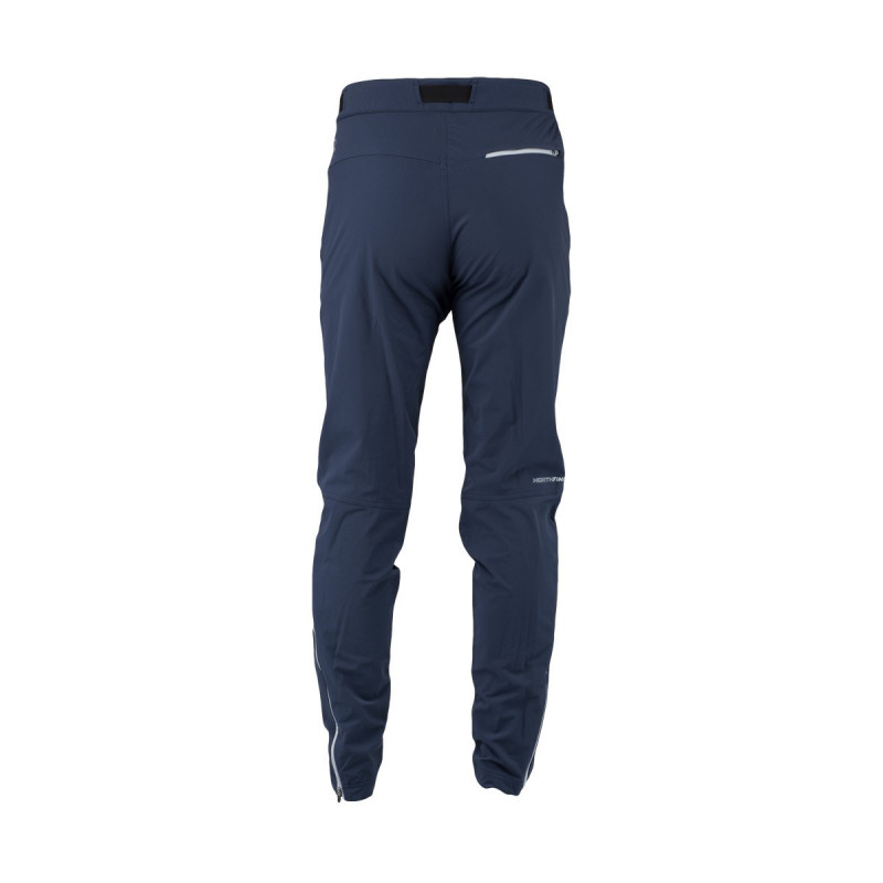 NORTHFINDER men's progressive trousers full-stretch 1-layer JEROME - Lightweight technical material ensures high-quality protection, durability and optimum body temperature during outdoor activities. Freedom of movement is ensured by comfortable cut of trousers, such as slim fit and zip extension of legs at the bottom. Trousers are suitable for hiking, outdoor activities, leisure time, and casual wear.