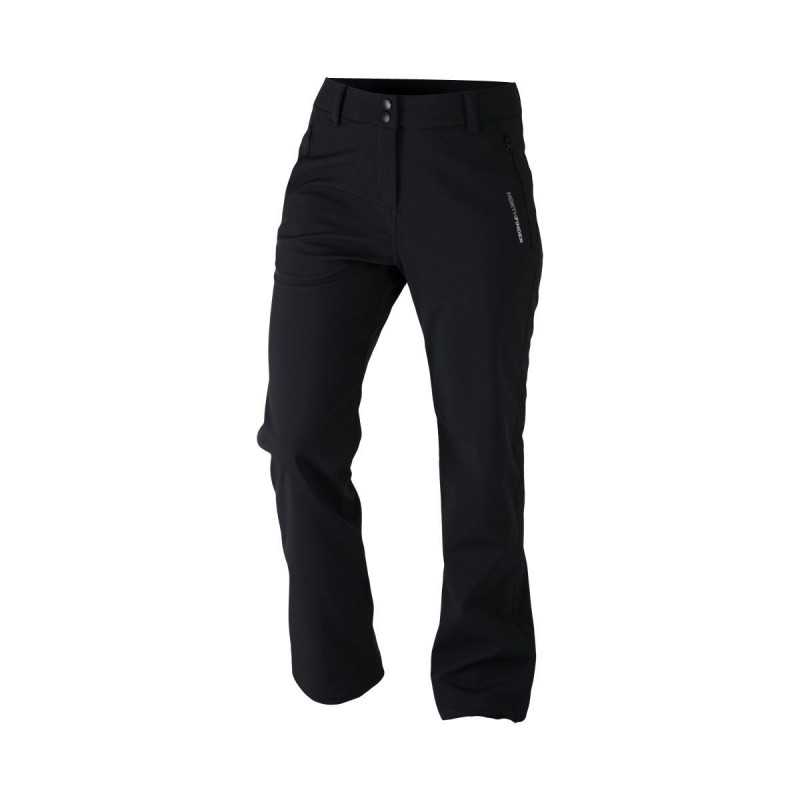 NORTHFINDER women's softshell trouser windpro 3-layer YOVA - Lightweight functional trousers with water-repellent finish, very flexible, comfortable to wear, designed for outdoor activities as well as casual wear. Practical cut and high flexibility of used material ensure maximum freedom of movement in all weathers in all terrains.