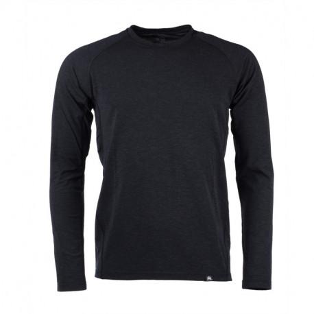 NORTHFINDER men's merino t-shirt long sleeve DONALD