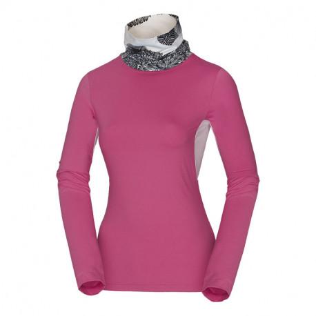 NORTHFINDER dámské ski-touring triko Thermal strečové FOANA