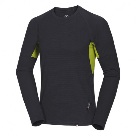 NORTHFINDER men's t-shirt Polartec® Power Dry® GRUN
