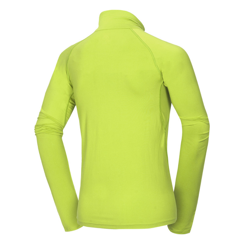 """NORTHFINDER men's ski-touring t-shirt Thermal stretch TRIH - This technical T-shirt of the series ,, Light """"skitouring by brand NORTHFINDER. This extremely elastic material is able to retain heat and provides excellent natural ventilation during the ascent on the slope or in extreme sports. Shirt is designed primarily as a supplement to protect against the cold, especially in higher elevations, wind ridges, but can also be used with conventional winter sports like running, cross country skiing, cycling etc. Ideal for combining the first layer under SKITOURINGinistickú sweatshirt Manilla (MI-355SNW). It represents a great choice for aerobic activities in the alpine environment. certainly we will not disappoint you!"""