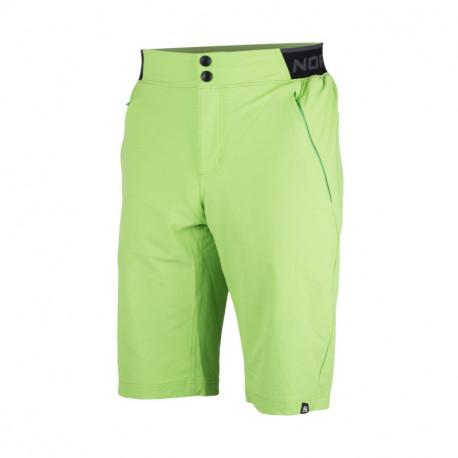 NORTHFINDER men's stretch shorts with elastic waist 1-layer GUSTAVO