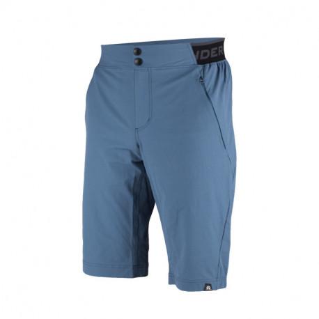 NORTHFINDER pánske šortky strečové s elastickým pásom 1 vrstvové GUSTAVO