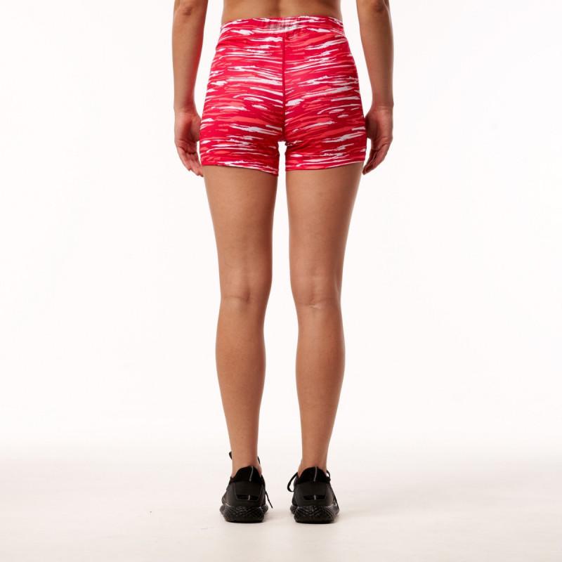 NORTHFINDER dámské melanžové šortky fit stylu SILVKA - Dámské sportovní legíny jsou určeny pro vaše tréninkové aktivity. Díky materiálu perfektně sednou na tělo, zvyšují mobilitu umožňují svobodný a přirozený pohyb během vašeho tréninku.