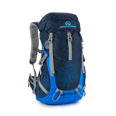 NORTHFINDER unisex backpack one-day 30L HILLYS