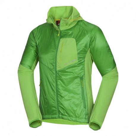 NORTHFINDER men's insulated jacket lightweight Primaloft® Insulation Eco Black insulation RODRIGO
