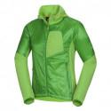 NORTHFINDER pánska bunda zateplená Primaloft® izolácia Eco Black RODRIGO