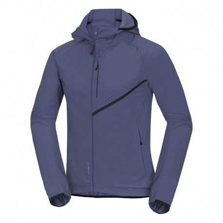 NORTHFINDER pánska bunda vysoko strečová outdoorová 1 vrstvová RODERICK