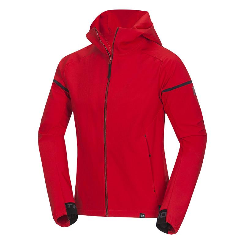 Jackets NORTHFINDER men's active jacket bonded style FRANK red for only  84.9 €   NORTHFINDER a. s.