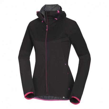 NORTHFINDER dámská bunda high-tech outdoorová 1 vrstvá AKIRA