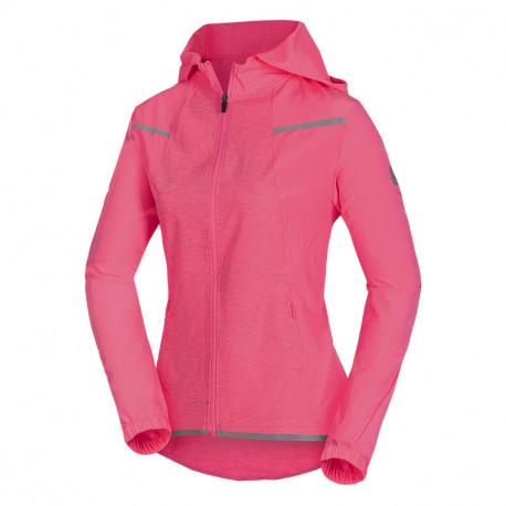 NORTHFINDER women's training jacket light weight DIONA