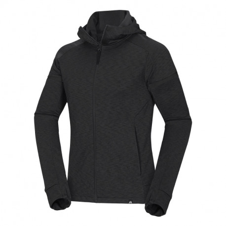 NORTHFINDER men's melange sweater bonding technology COHEN