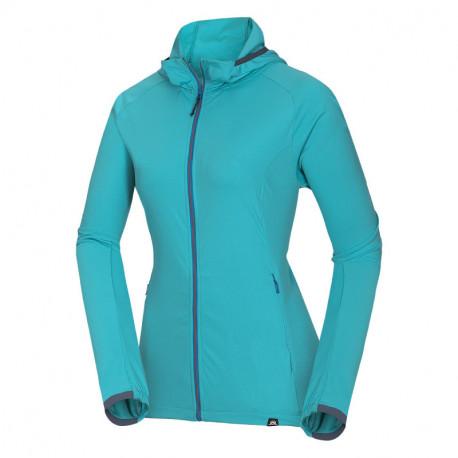 NORTHFINDER women's outdoor sweater thinner hooded KAELYNN