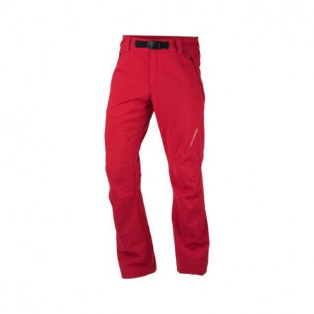 NORTHFINDER pánské kalhoty strečový-softshell styl outdoor 3 vrstvé ROYCE