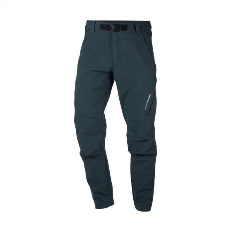 NORTHFINDER pánské kalhoty lehké-softshellové styl outdoor 3 vrstvé JON
